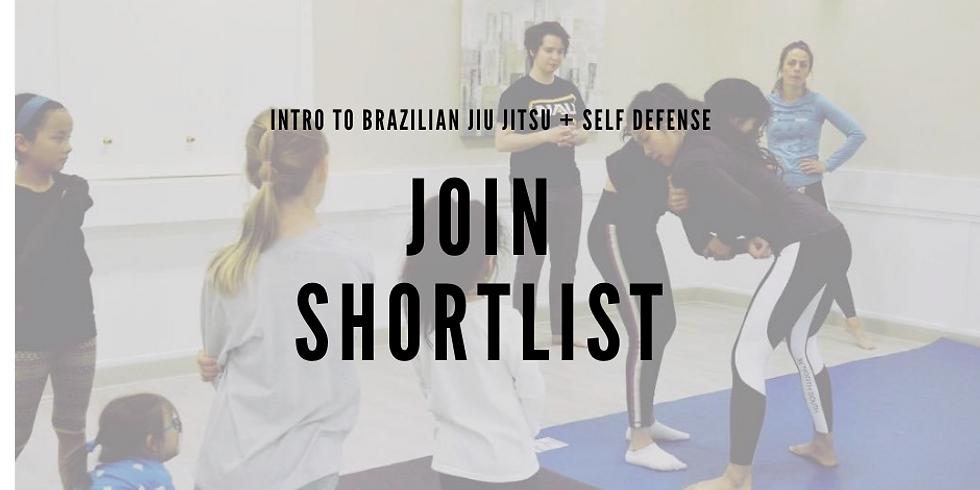 Online Kids BJJ Intro Program - Brazilian Jiu Jitsu / Self Defense