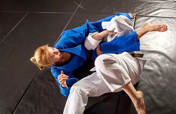 Women's Only Brazilian Jiu Jitsu