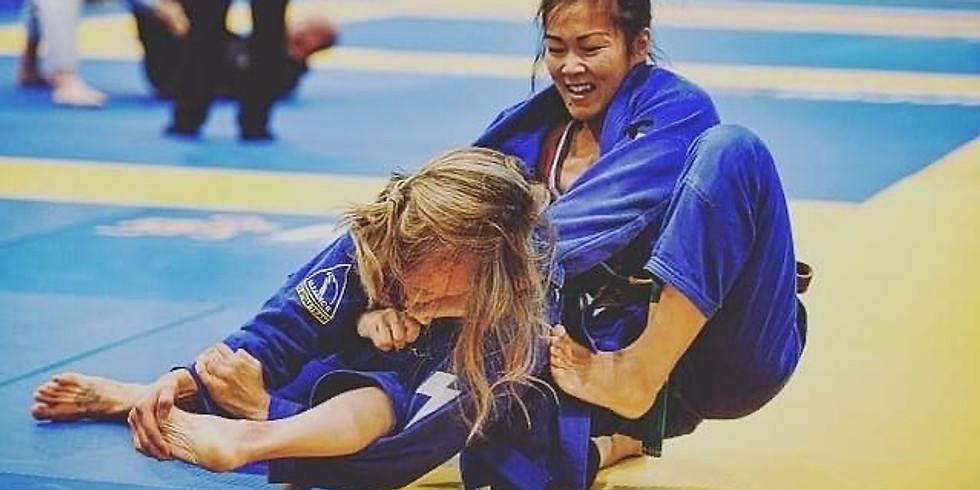Brazilian Jiu Jitsu - Online Classes (June)