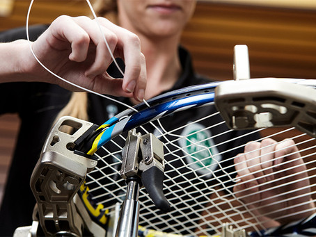 Tennis String Guide