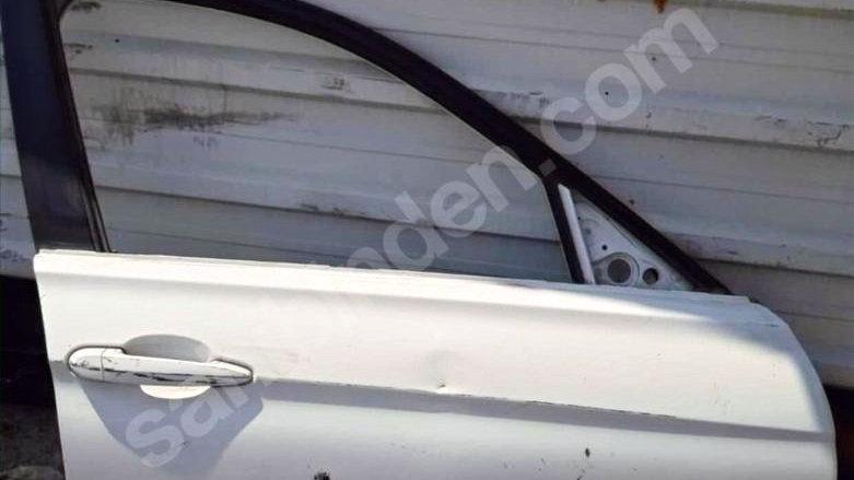 F30 Sağ Ön Kapı Beyaz