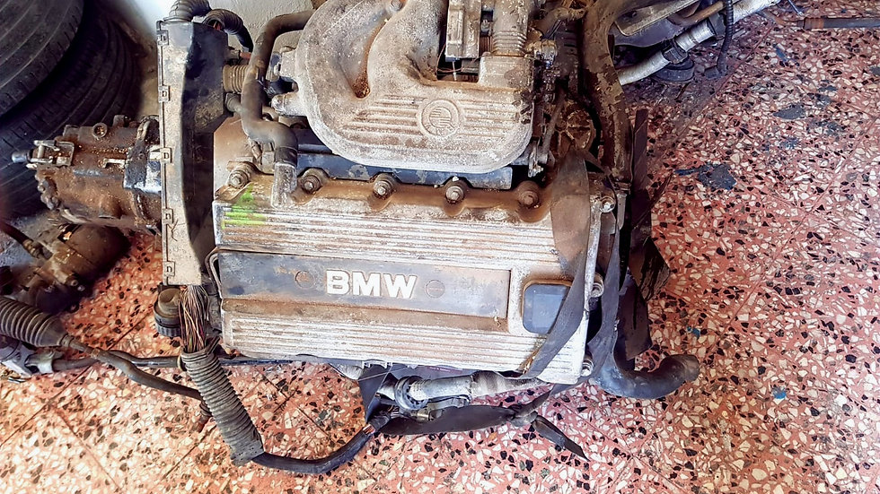 M42 MOTOR KOMPLE