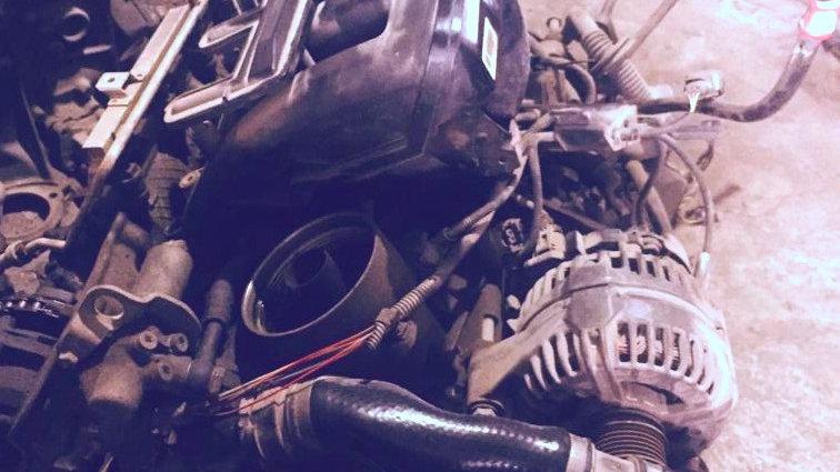 M54 B22 Motor Komple