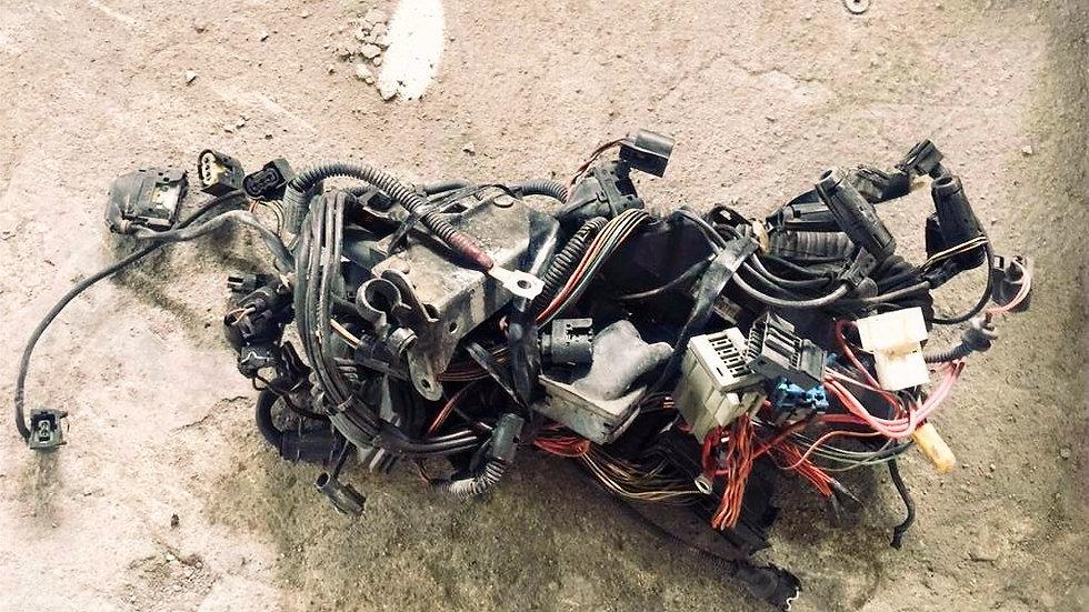 M47 Motor Tesisatı
