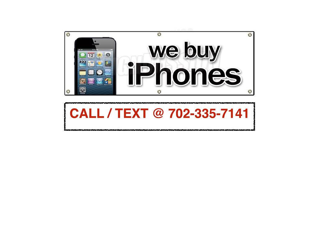 Quick Cash For iPhone Las Vegas