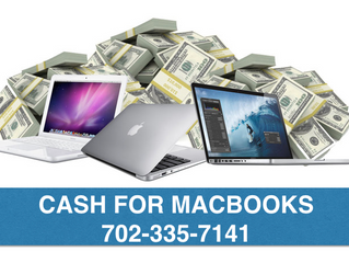 Sell Macbook Pro Las Vegas- Most Cash