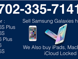 Sell iCloud Locked iPhone in Las Vegas