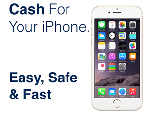 Cash for locked iPhone- We pay shipping!
