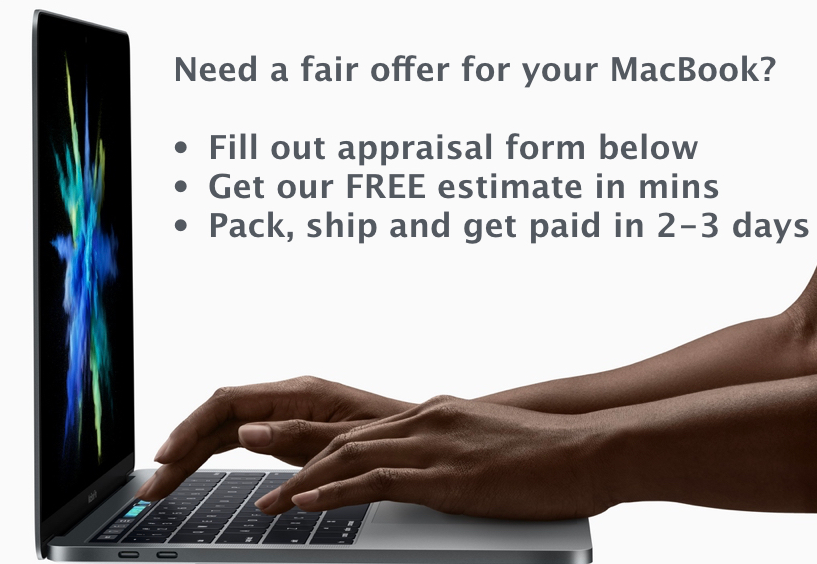How much can I sell my Macbook for?
