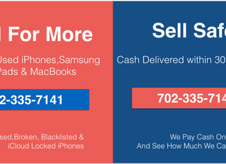 Best Place To Sell iPhone in Las Vegas