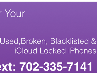 Sell your bad esn iPhone in Las Vegas