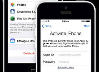 iCloud Removal Service to Bypass iCloud Activation