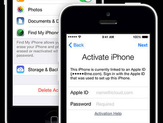 Do you have an iCloud locked iPhone?