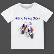 003 Alexa shoes blue-red