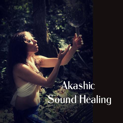 Akashic Sound Healing