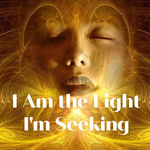 I Am the Light Im Seeking