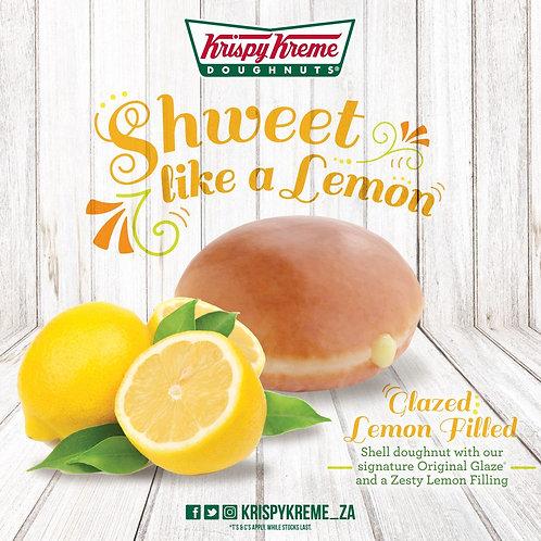 Lemon Filled Dozen