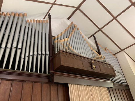 Wicks Pipe Organ