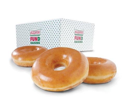 1 Dozen Original Glazed Donuts