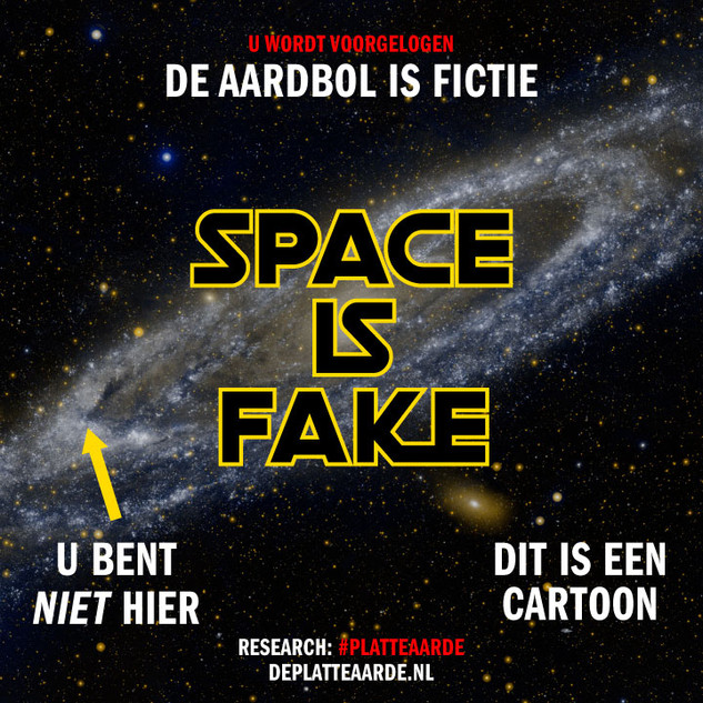 Space is Fake