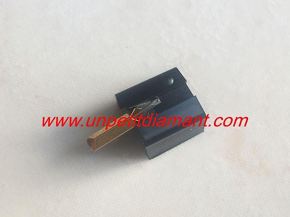 SILVER AT 55 diamant et aiguille de remplacement pour platine vinyle needle diamond aguja puntina