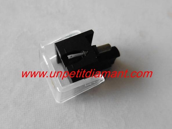 ORTOFON D20E MKII/20XE MKII DIAMANT DE REMPLACEMENT POUR PLATINE VINYLE NEEDLE DIAMOND STYLUS FOR TURNTABLE AGUJA TOCADISCO PUNTINA GIRADICHI NADEL PLATTENSPIELER TONNADEL
