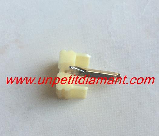 SHURE N91E Diamant et aiguille de remplacement pour platine vinyle needle diamond puntina aguja stylus stylet