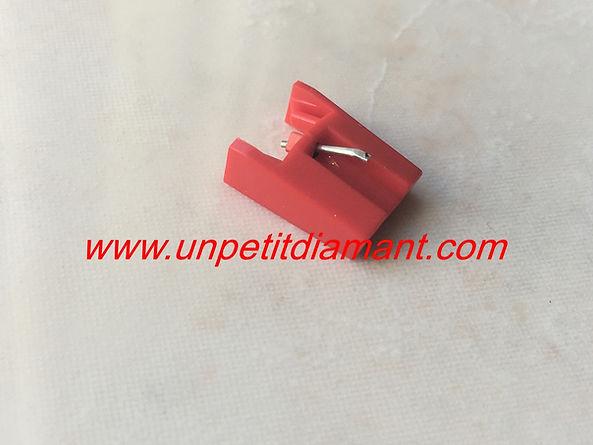 SANYO ST09D Diamant et aiguille de remplacement pour platine vinyle needle diamond aguja puntina