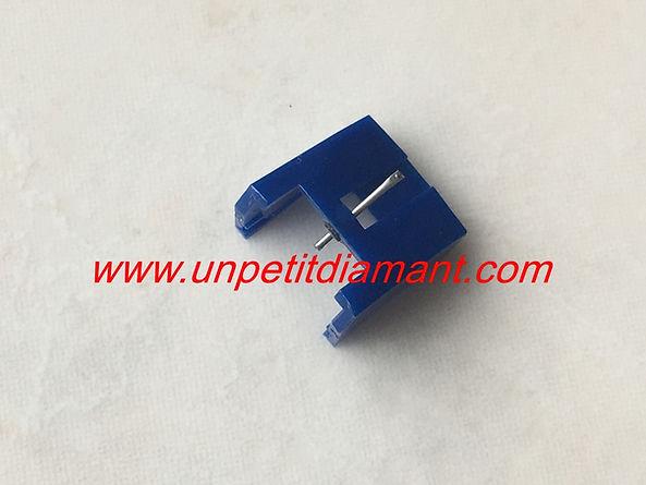 KENWOOD N61 DIAMANT DE REMPLACEMENT POUR PLATINE VINYLE NEEDLE DIAMOND STYLUS FOR TURNTABLE AGUJA TOCADISCO PUNTINA GIRADICHI NADEL PLATTENSPIELER TONNADEL