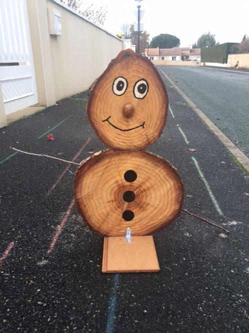Bonhomme des bois