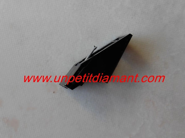TOSHIBA N72D  DIAMANT DE REMPLACEMENT POUR PLATINE VINYLE NEEDLE DIAMOND STYLUS FOR TURNTABLE AGUJA TOCADISCO PUNTINA GIRADICHI NADEL PLATTENSPIELER TONNADEL