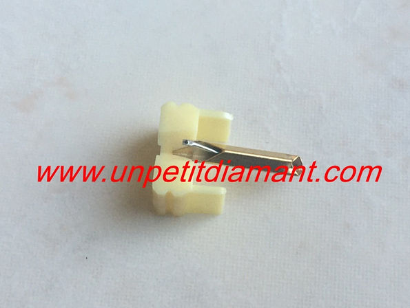 DUAL DN345E Diamant et aiguille de remplacement pour platine vinyle needle diamond puntina aguja stylus stylet