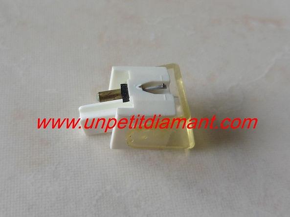 ORTOFON N15 MK II DIAMANT DE REMPLACEMENT POUR PLATINE VINYLE NEEDLE DIAMOND STYLUS FOR TURNTABLE AGUJA TOCADISCO PUNTINA GIRADICHI NADEL PLATTENSPIELER TONNADEL
