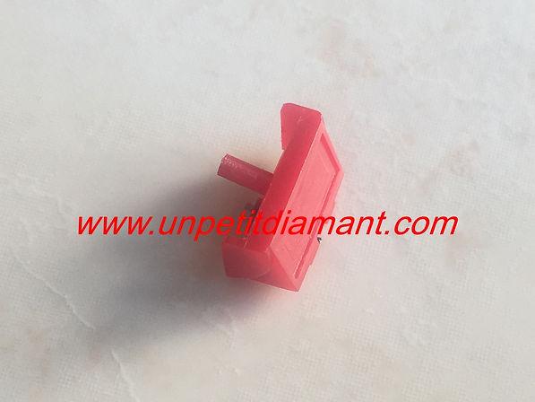 PIEZO YM 123 124 Diamant et aiguille de remplacement pour platine vinyle needle puntina diamond aguja