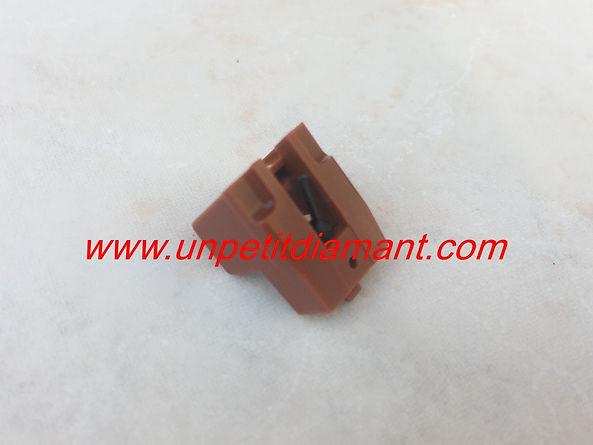 TELEFUNKEN ATN 72 diamant et aihuille de remplacement pour platine vinyle needle diamond aguja puntina