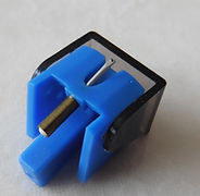 Diamant de rechange pour cellule audiotechnica, philips, brandt, thorens, pioneer, aiwa,