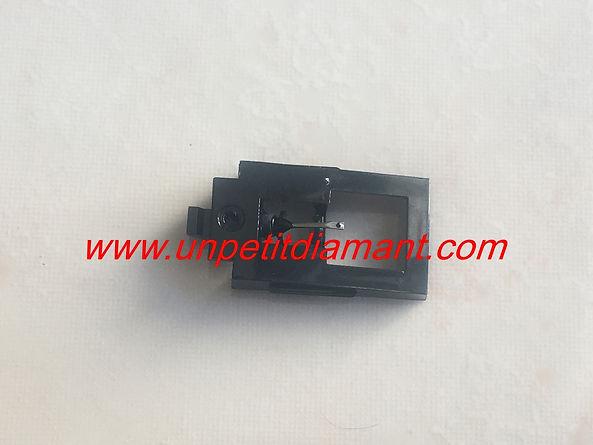 TOSHIBA N78D Diamant et aiguille de remplacement pour platine vinyle needle diamond puntina aguja stylus stylet