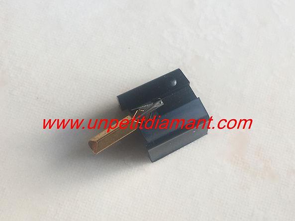 diamant et aiguille de remplacement pour platine vinyle needle diamond aguja puntina