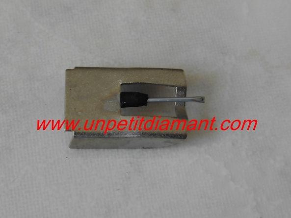 TOSHIBA N301C DIAMANT DE REMPLACEMENT POUR PLATINE VINYLE NEEDLE DIAMOND STYLUS FOR TURNTABLE AGUJA TOCADISCO PUNTINA GIRADICHI NADEL PLATTENSPIELER TONNADEL