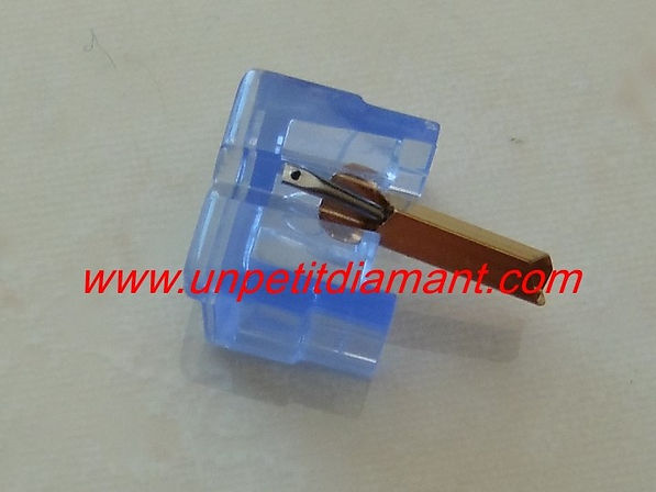 DIAMANT TECTRON N 812 C POUR PLATINE VINYLE NEEDLE DIAMOND STYLUS FOR TURNTABLE AGUJA TOCADISCO PUNTINA GIRADICHI NADEL PLATTENSPIELER TONNADEL