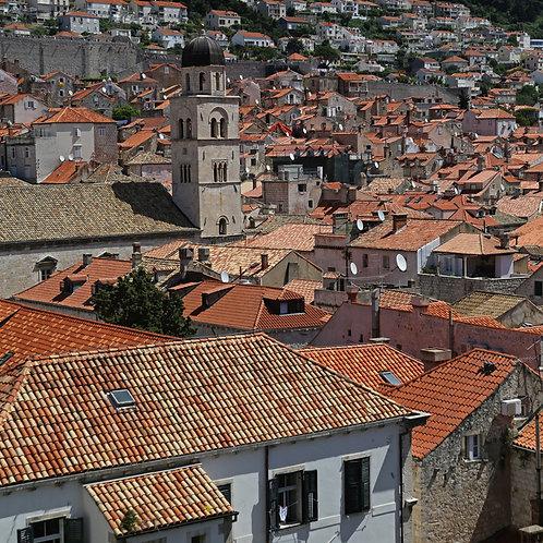 City Of Orange Roofs
