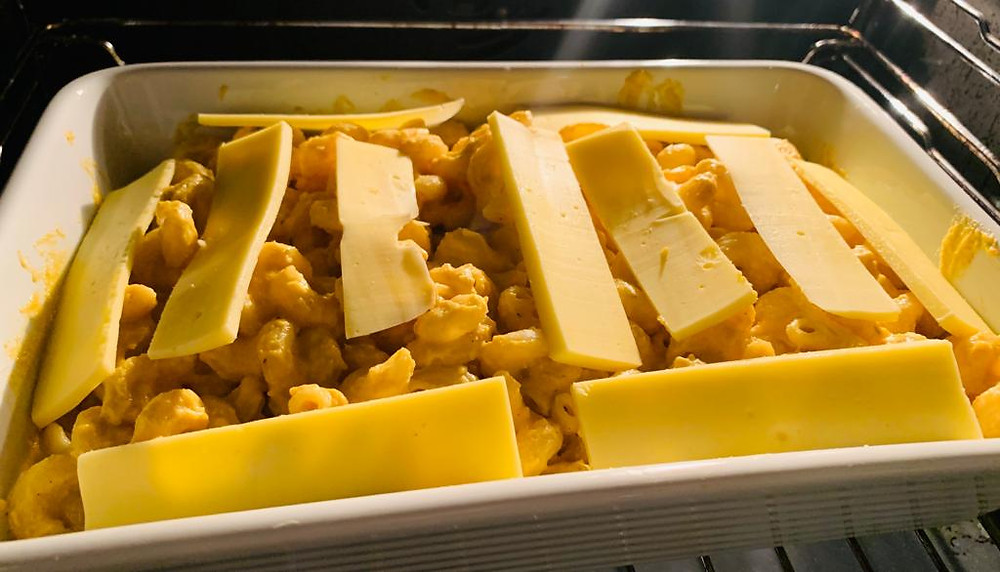 Cooking pure vegan mac and cheese recipe