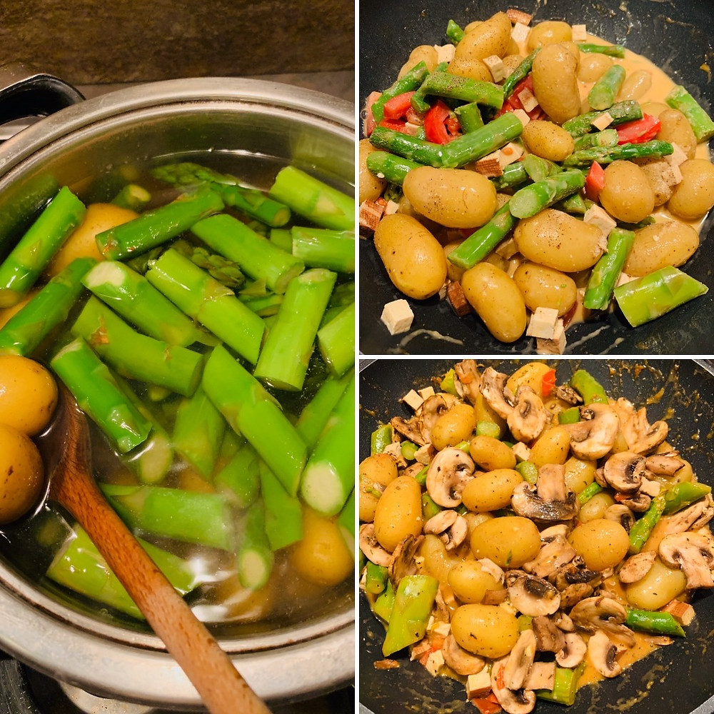 Pure vegan recipe | How to cook a delicious pure vegan dish? What is a pure diet? How to keep a balance healthy eco-friendly lifestyle?