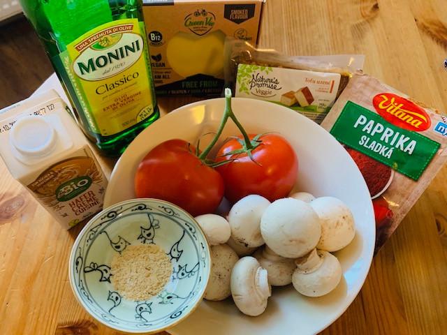 Pure vegan recipe | Tasty and quick recipe of Vegan pizza