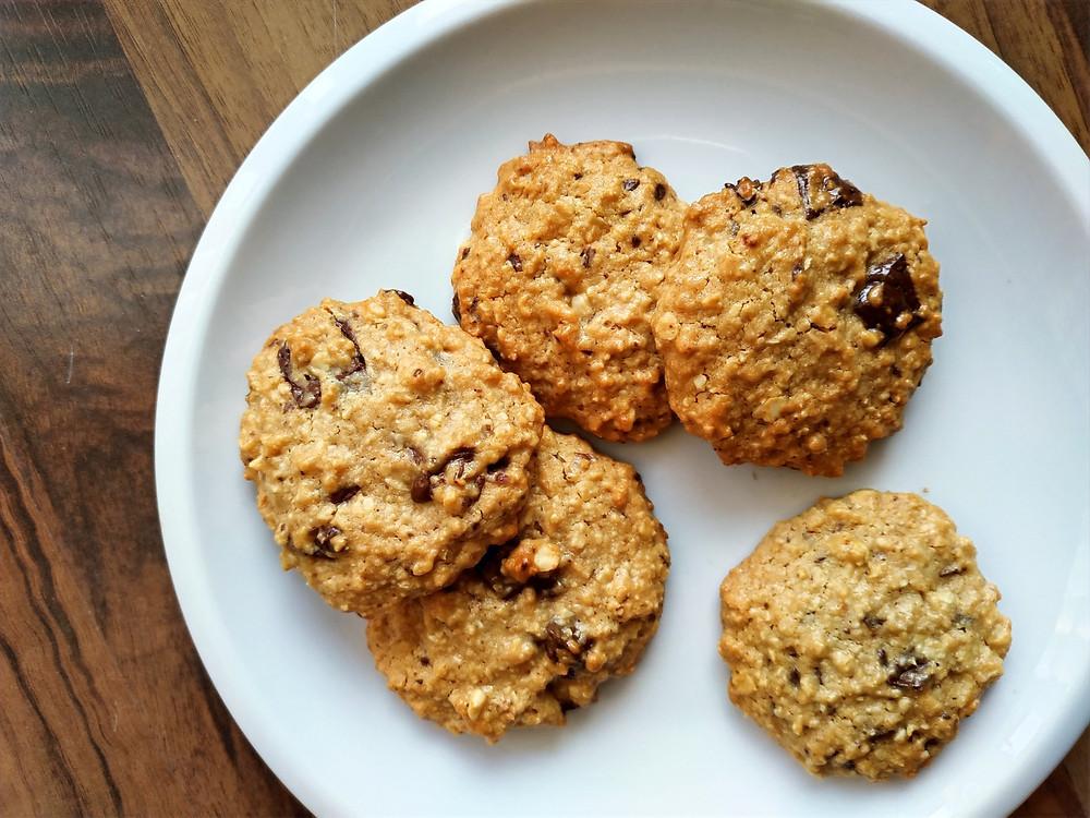 Pure diet vegan recipe   How to bake Vegan cookies?