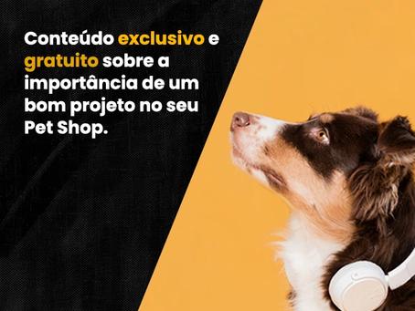 PAPO PET | Ep.2 – Patrícia Soares: A importância de um bom projeto no seu Pet Shop
