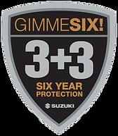 Suzuki Gimme Six