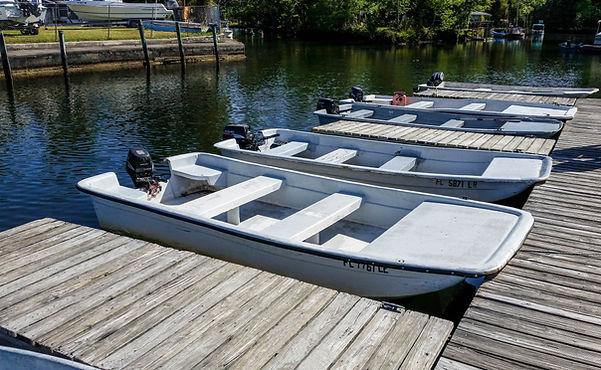 Weeki Wachee Boat Rental