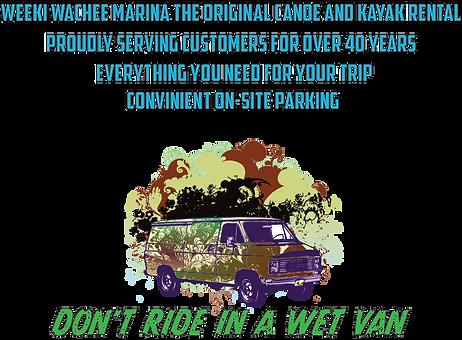 Weeki Wachee Kayak and canoe rental