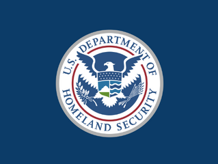 New Guidance issued by DHS: